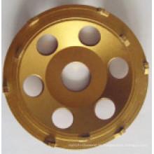 100mm PCD Werkzeuge Diamantschleifscheibe