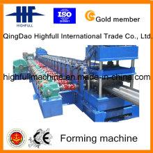Machine de formage de barrage de la route en métal hydraulique