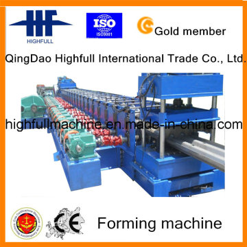 Máquina de Forjar Guardrail da Estrada do Metal Hidráulico