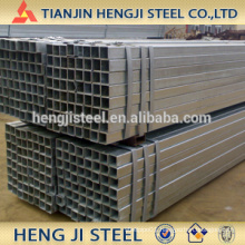 Square / Rectangle Galvanized Steel Tube Thickness 1.8mm