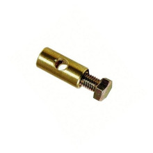 Fastener Custom Brass Barrel Nuts and Bolts