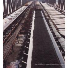 Courroie transporteuse résistant aux incendies du cordon d'acier pour la mine de charbon