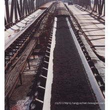 Fire-Resistant Conveyor Belt of Steel Cord for Coal Mine