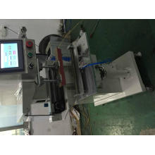 Rotary Transverse Flow Pad Printer for rulers