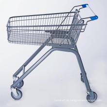 Älterer Einkaufswagen
