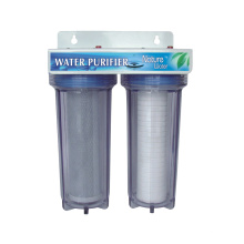 Pipeline Wasserfilter 2 Stufe für Nw-Prf02