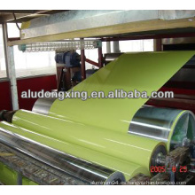 Aluminio en relieve