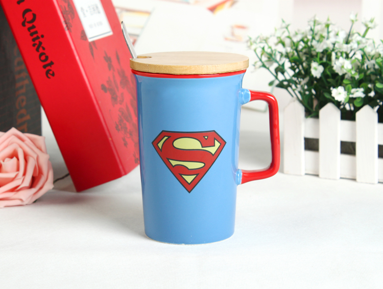 Comics Super Hero Coffee Mug