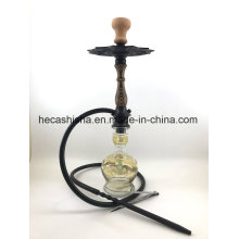 Carter Style Top Quality Nargile Smoking Pipe Wood Shisha Hookah
