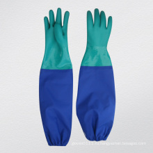 13Г Безшовный вкладыш перчатка PVC-5116