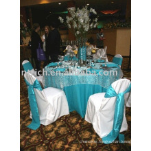 charming chair cover & table cloth