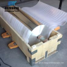 La alta calidad utilizó la hoja de estampado en caliente para la materia textil 1200 con precio bajo
