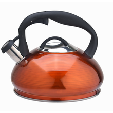New stovetop coffee color kettle with whistling spout