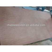 Konkurrenzfähiger Preis kommerzieller Sperrholz / 6mm Handelssperrholz für Möbel