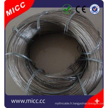 usine pour le fil résistant à la chaleur industriel de chrome de nickel