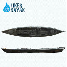 Моторные лодки длиной 4,3 метра. Кайяк-байкер, дизайн от Liker Kayak