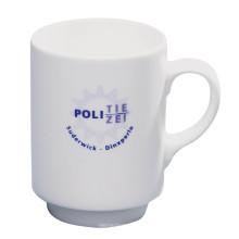 Tasse en porcelaine, tasse de café
