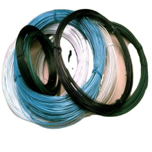 cheap PVC Coated Wire with Black or Galvanized wire