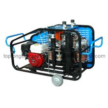 Compresor de alta presión del salto de la escafandra autónoma que comprime el compresor (Ba400p 11HP)