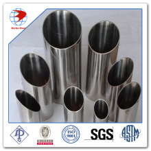 ASTM A249  TP304L BE Welded condenser tube