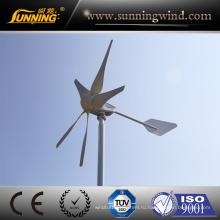 2016 лучшие продажи 400Вт микро-ветровой турбины для домашнего использования (Макс.)