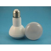 Plástico novo R50 5W E14 E27 Lâmpada do bulbo do diodo emissor de luz