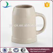 Wholesale beer mug in ceramic
