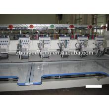 YUEHONG máquina de bordar de lentejuelas gemelas