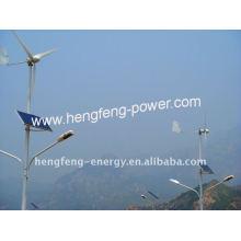 machine de la Chine à l'aide de moulins à vent pour produire de l'électricité