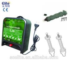 Électrificateur de clôture électronique de protection PV