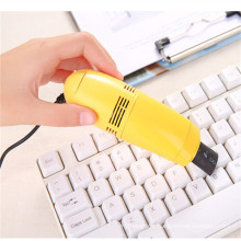 mini table vacumm cleaner for computer with USB