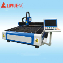 Smart 1000W Fiber Laser Cutting Machine for Steel