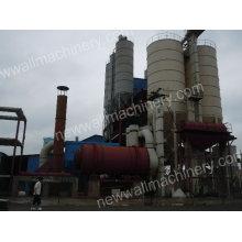 Línea de producción de mortero seco mixto