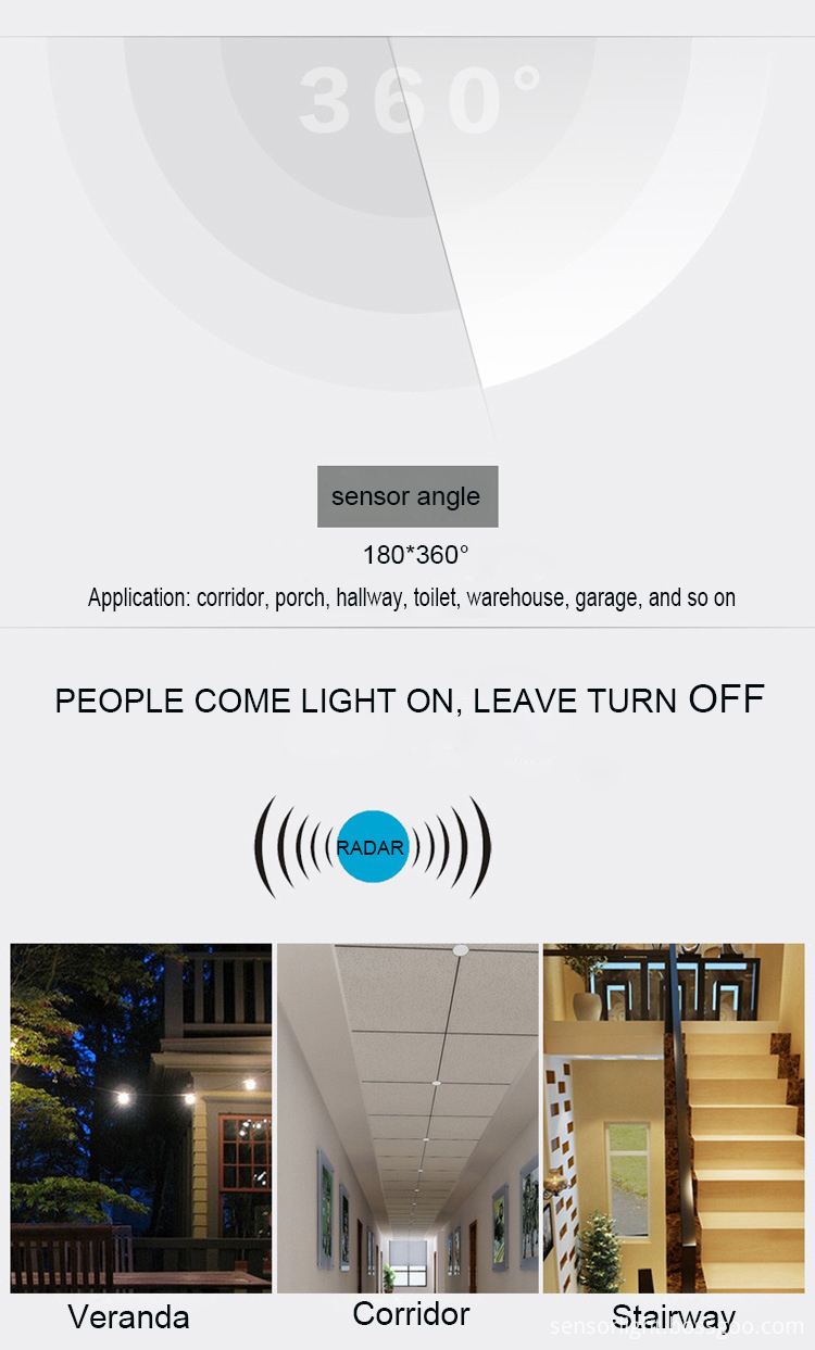sensor light switch