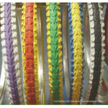 Colorful Bike Tire Bicycle Tyre with Factory Price
