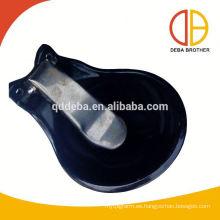 Recipiente de agua potable de hierro fundido