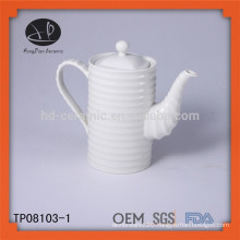 TP08103-1 Good quality ceramic restaurant chinese kettle tea pots teapot