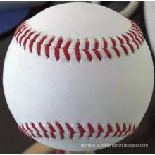 Basebol 2017 personalizado de couro