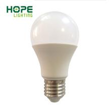 El precio más bajo Ppt plástico 2835SMD 3W 5W 7W 9W 12W LED bombilla de iluminación