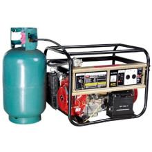 Gerador da série Ng / LPG, gerador do gás (HH6500-LPG)