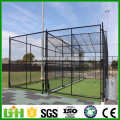 Factory Supply chain link fence per sqm weight