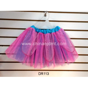 Blue And Pink Tutu Skirt