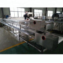 Ligne de traitement de thon rond Machine à thon en conserve