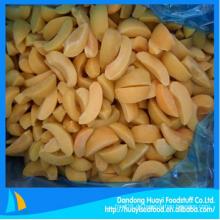 Lecker gefrorene frische gelbe Pfirsich für Großhandel