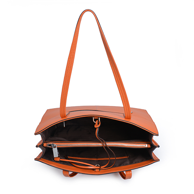 genuine leather ladies large handies handbag tote bags for women