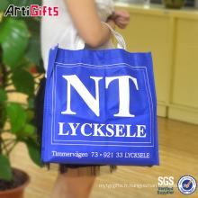 Promotion sac réutilisable de tissu non tissé