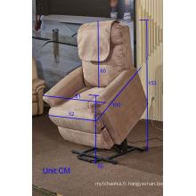 Chaise paresseuse pour meubles de salon (D03-S)