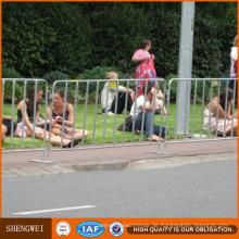 Temporary Cheap Used Sicherheit Konzert Metallbau Crowd Control Barrier