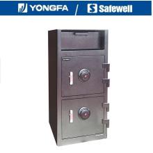 Safewell dB Panel 900mm Hauteur Coffre-fort de dépôt pour Casino