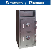 Safewell dB Panel 900mm Height Deposit Safe for Casino